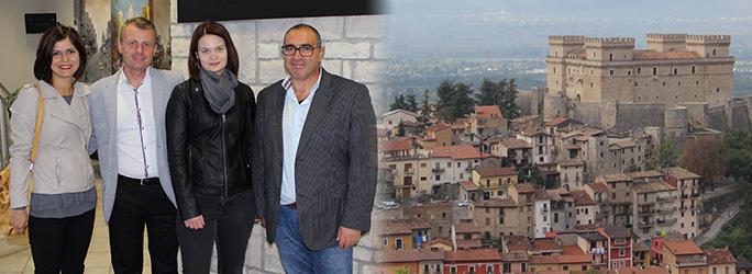 Praktyki zagraniczne - Włochy