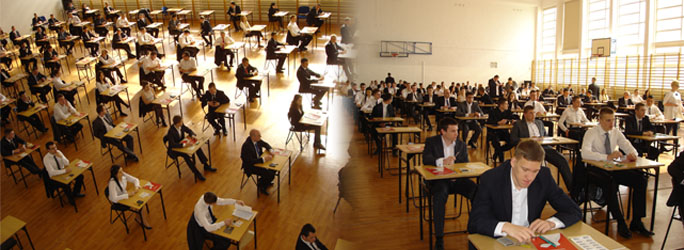 Egzamin Maturalny w Technikum nr 5